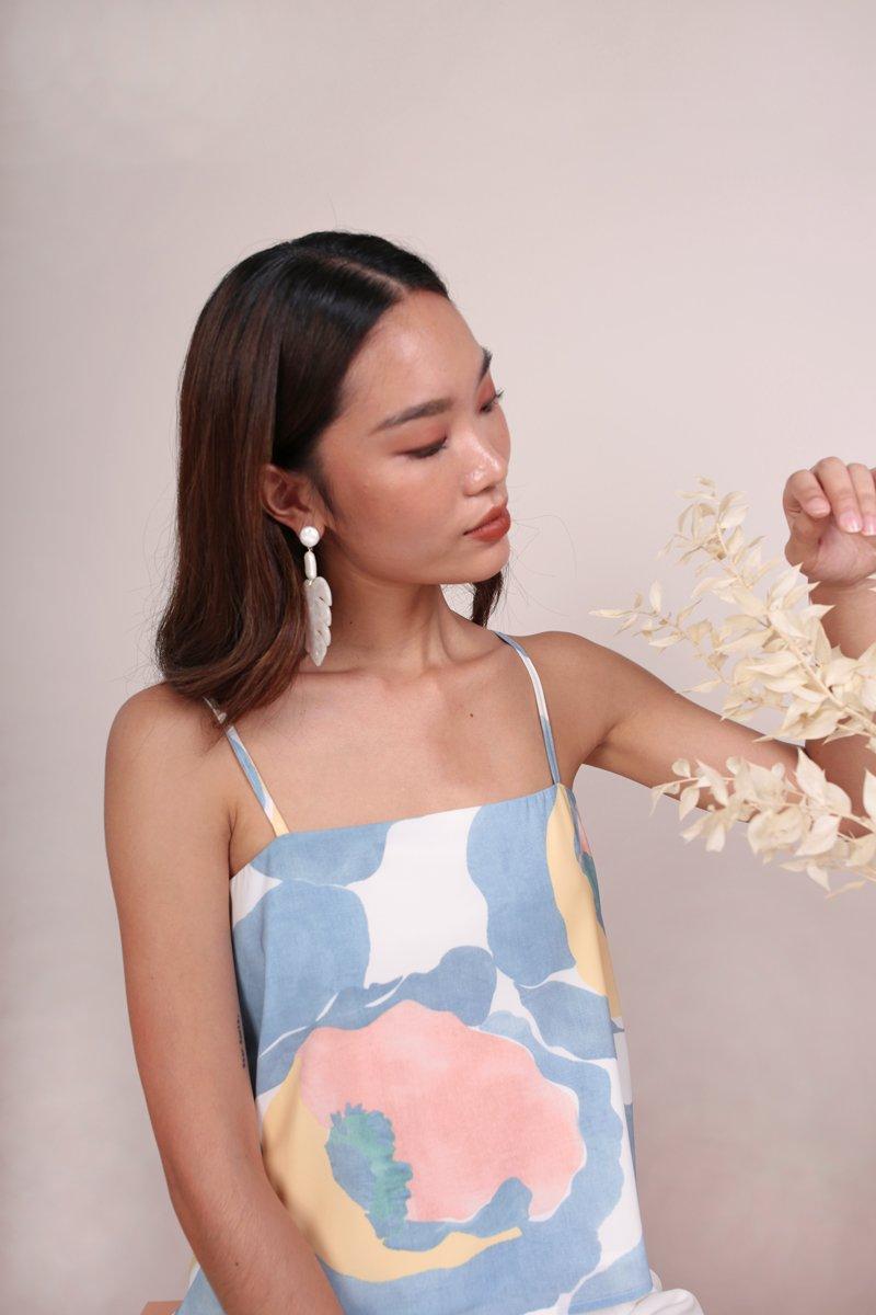 Melody Spag Top (Blossom)