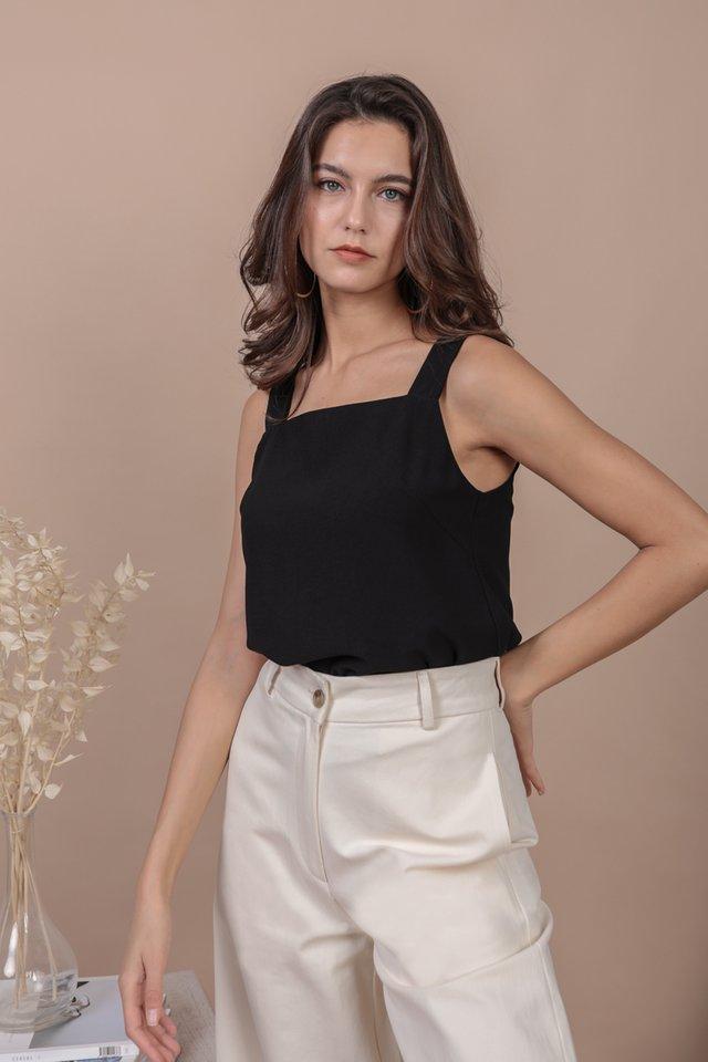 Lexa Basic Top (Black)