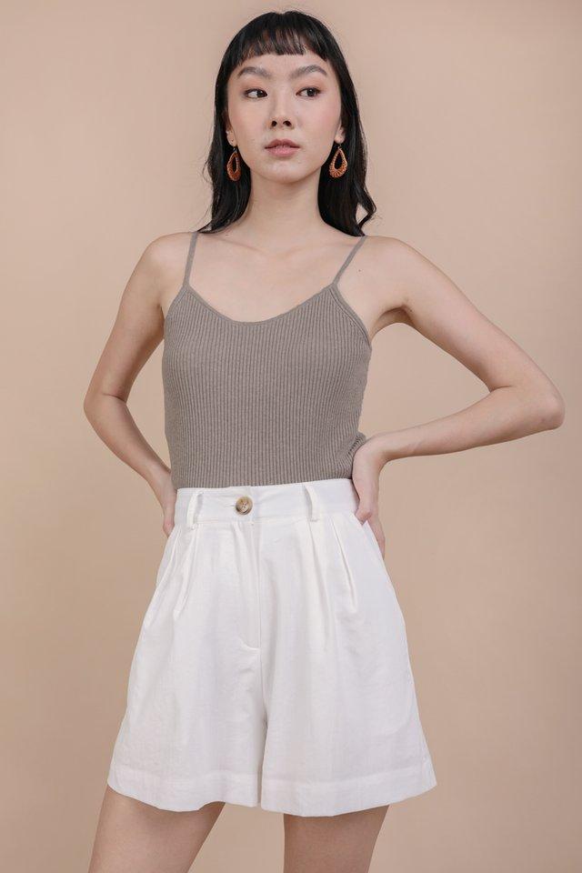 Marcel Shorts (White)