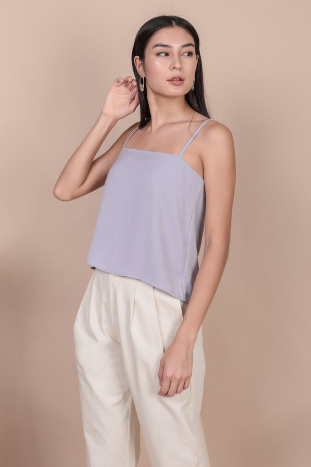 Melody Spag Top (Lilac)