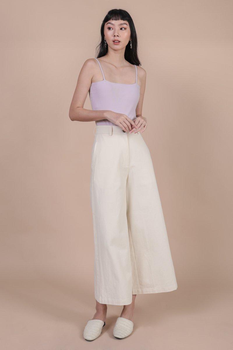 Fynn Spag Bodysuit (Lilac)