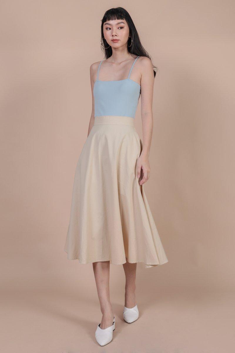 Fynn Spag Bodysuit (Pastel Blue)
