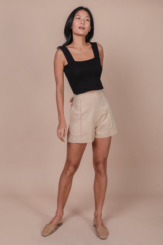 Mon Shorts (Nude)