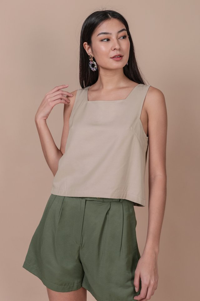 Bay Basic Top (Nude)