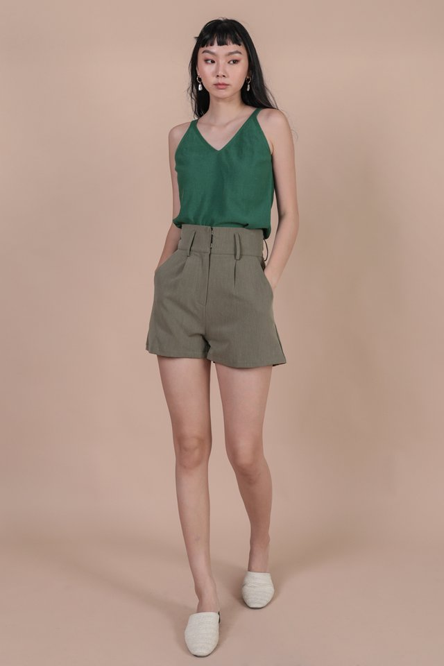 Aston Shorts (Stone)