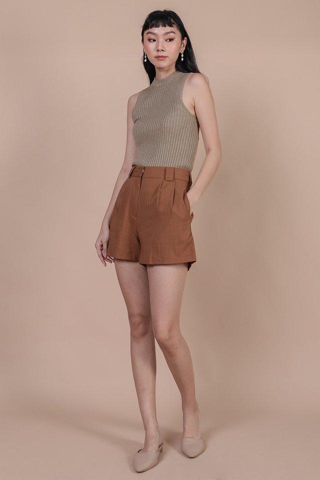 Chester Shorts (Chestnut)
