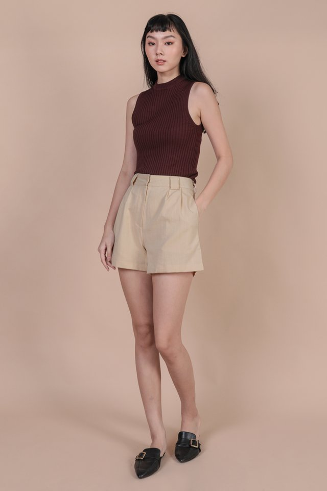 Chester Shorts (Nude)