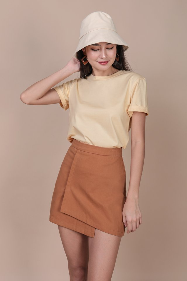 Louie Asymmetrical Skirt (Sienna)