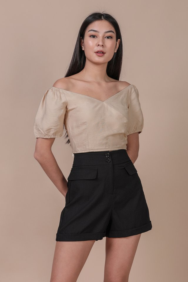 Ace Two Way Top (Nude)