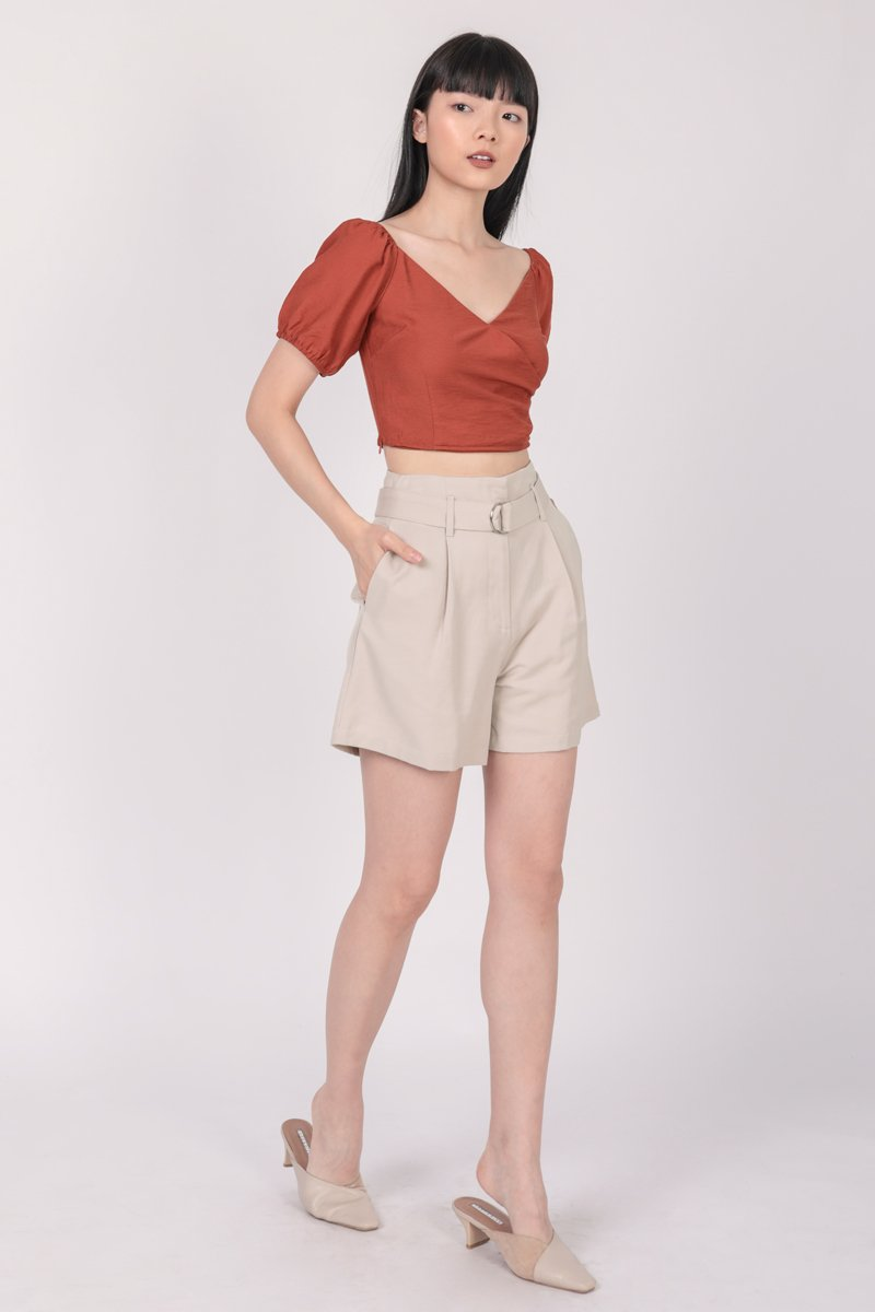 Ace Two Way Top (Rust)