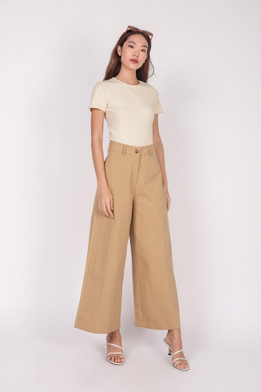 Karol Sleeved Bodysuit (Cream)