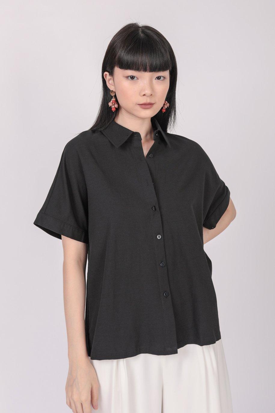 Parker Shirt (Black)