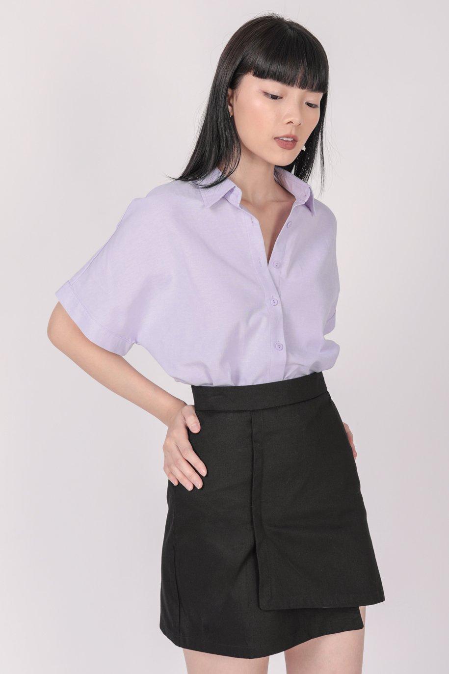 Parker Shirt (Lilac)