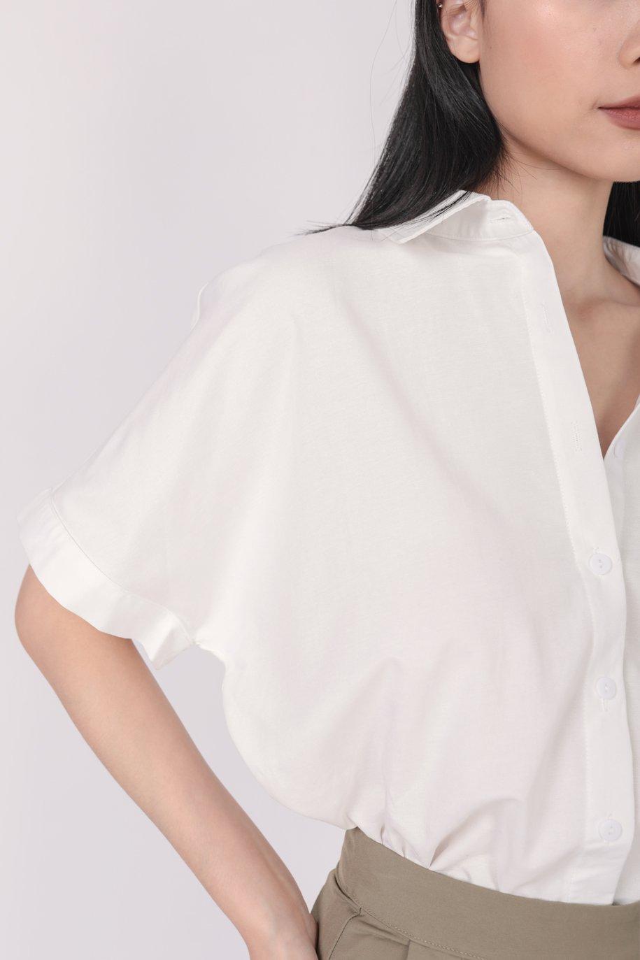 Parker Shirt (White)