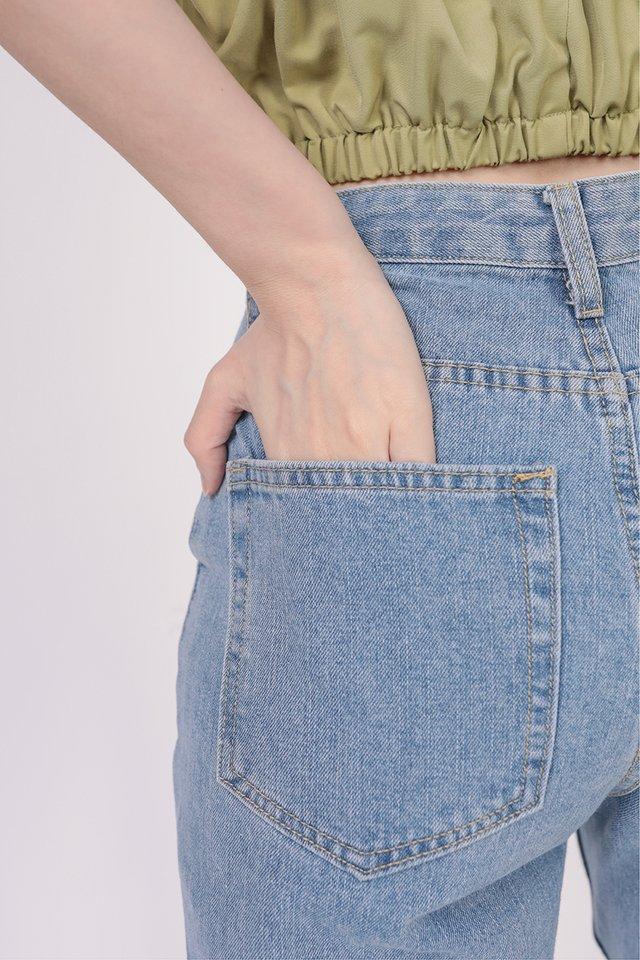 Carter Mom Jeans