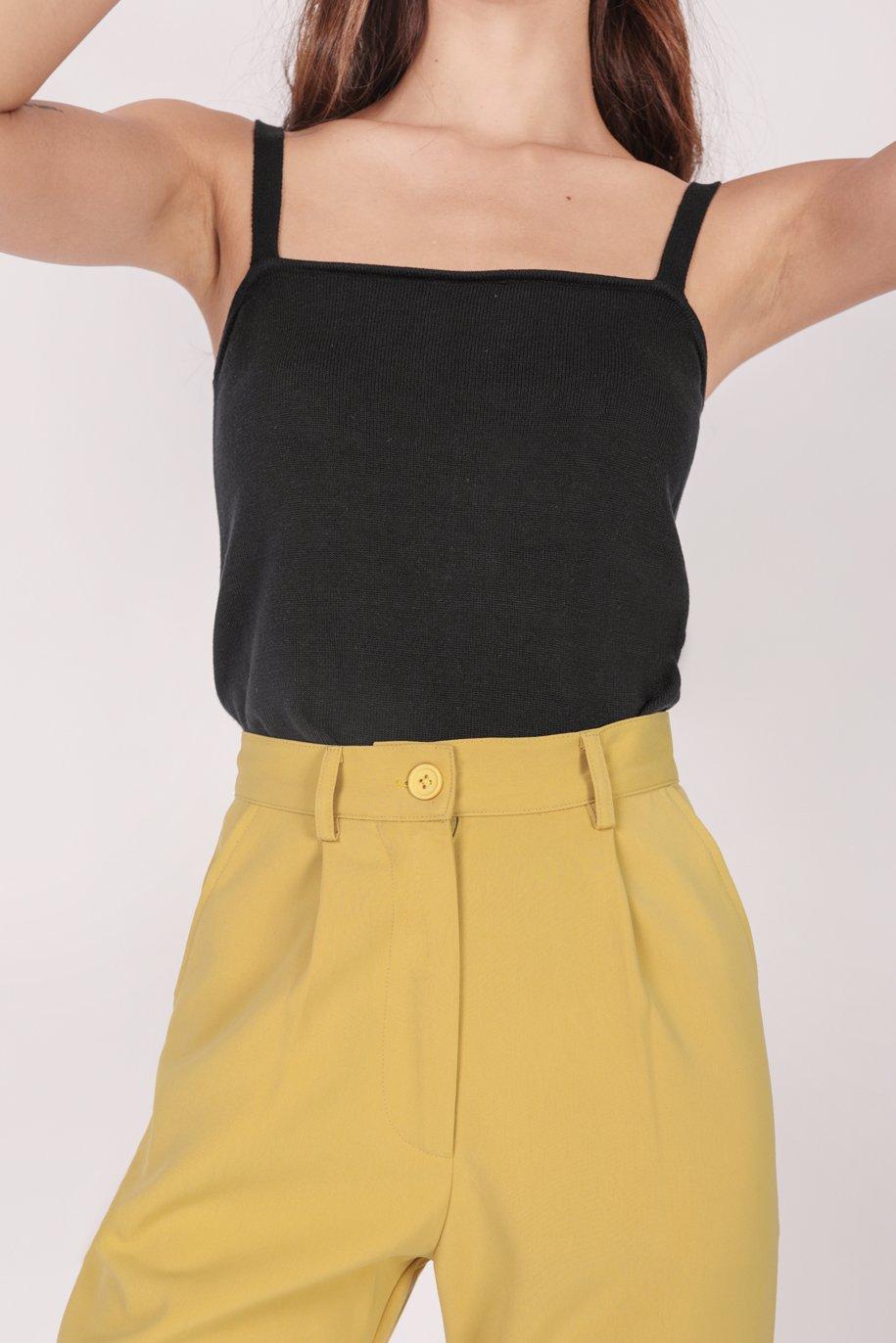 Clan Straight Leg Culottes (Honey)