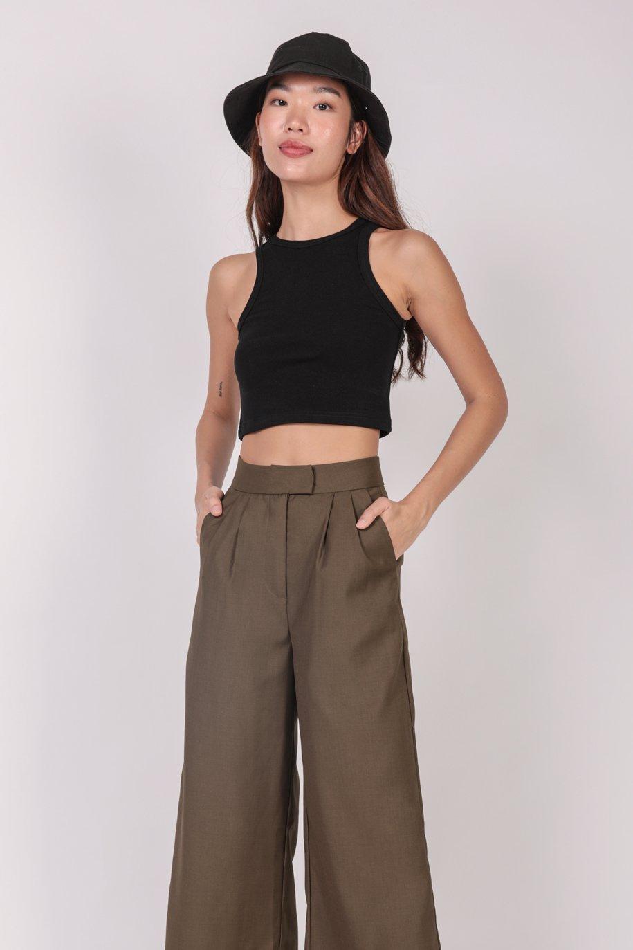 Harmon Pants (Mocha)