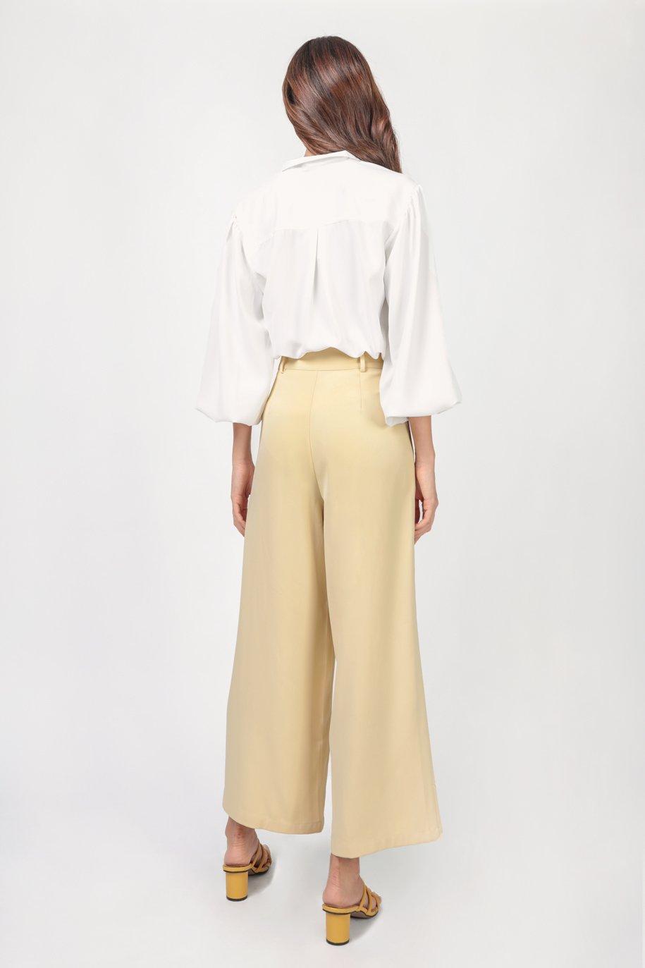 Hanson Pants (Daffodil Yellow)