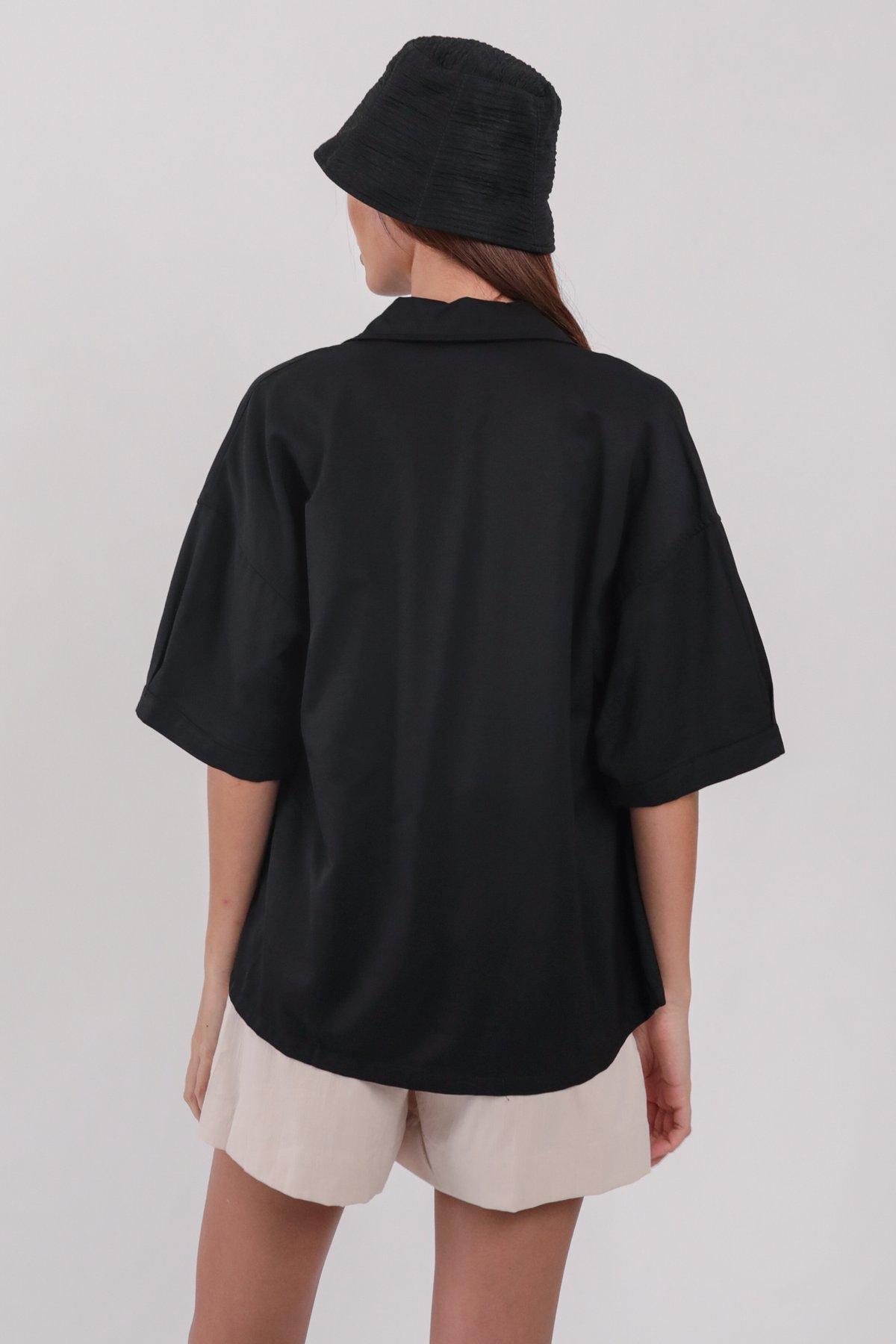 Beyond Boyfriend Shirt (Black)