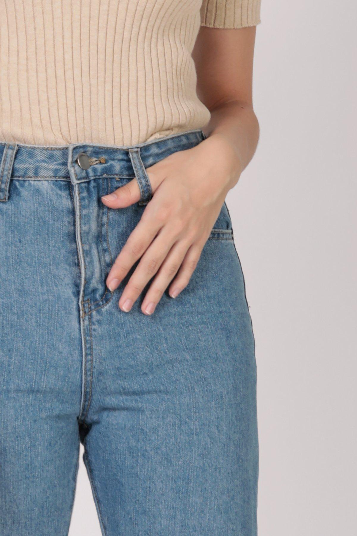 Hardy Mom Jeans V1