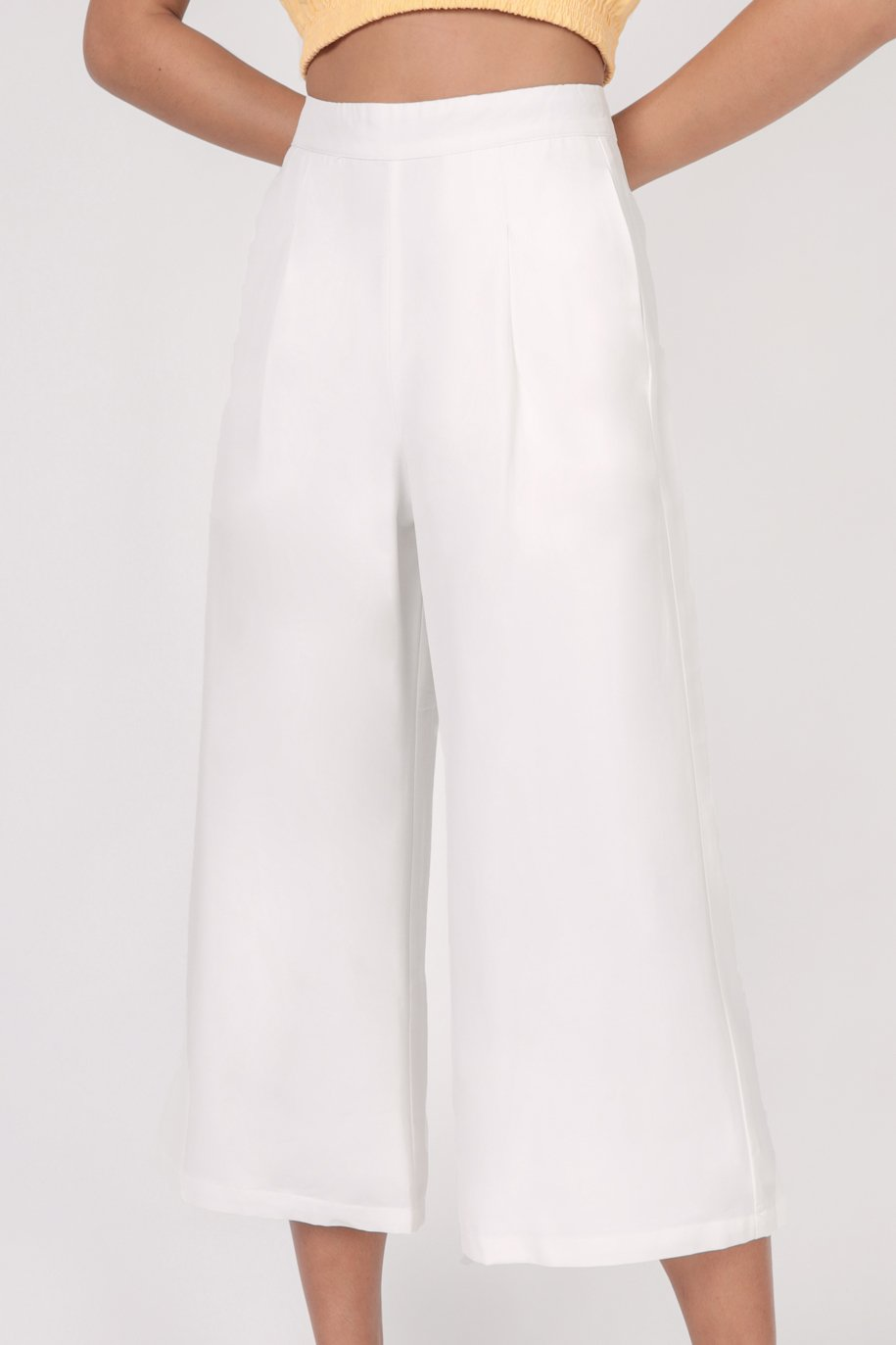 Terra Culottes (White)