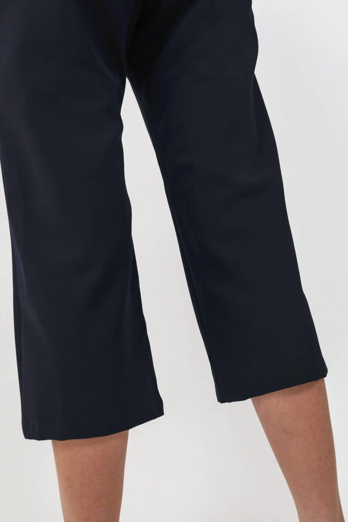 Cameron Straight Leg Pants (Navy)