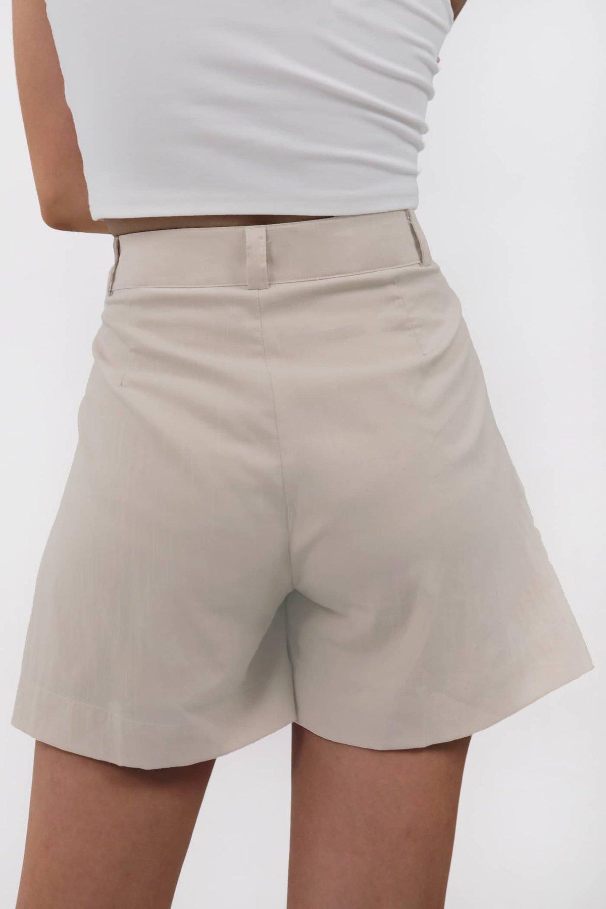 Marcel Shorts (Nude)
