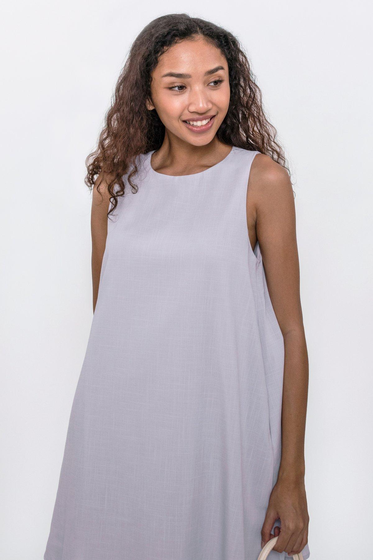 Dania Swing Dress (Lilac)