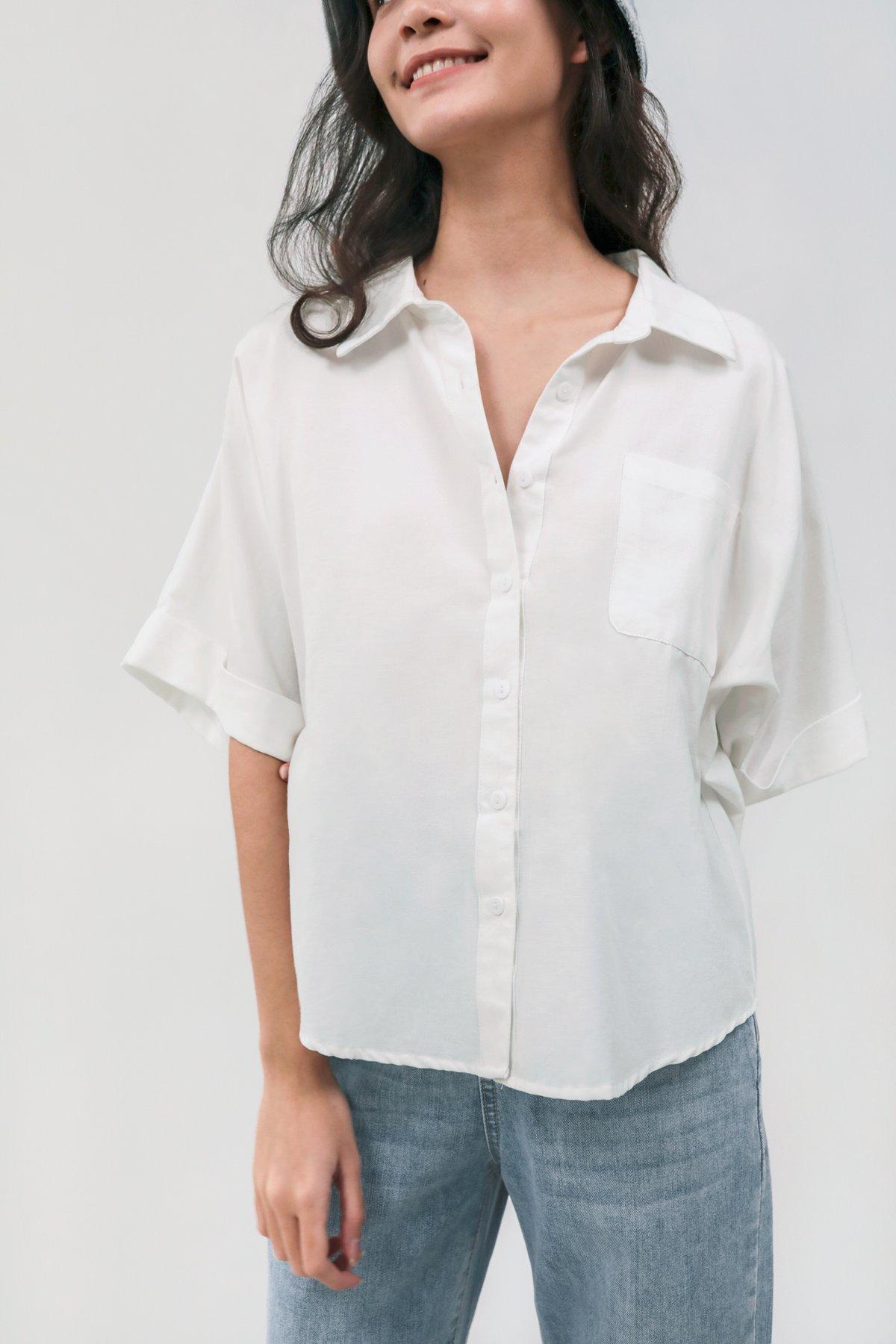 Dario Shirt (White)