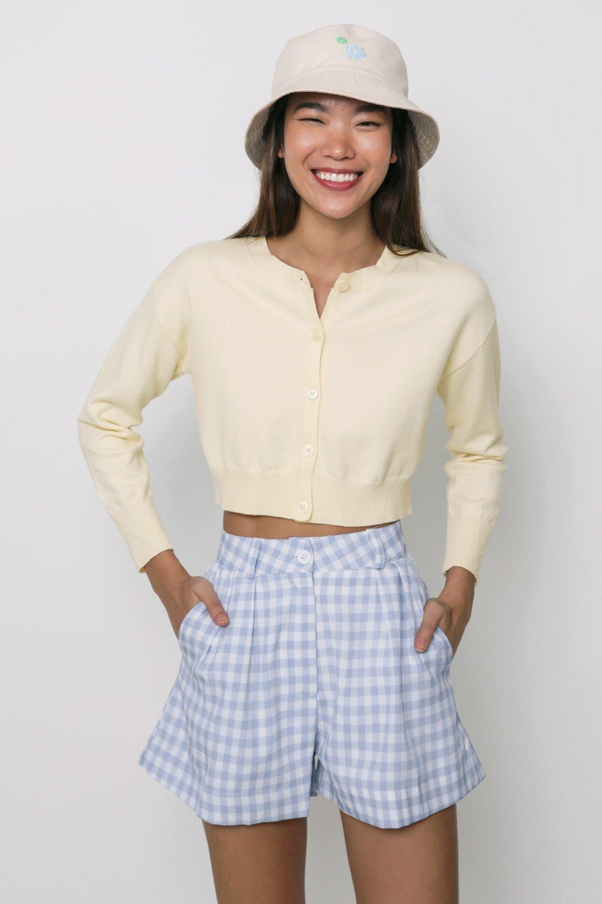 Freshen Knit Cardigan (Cream)