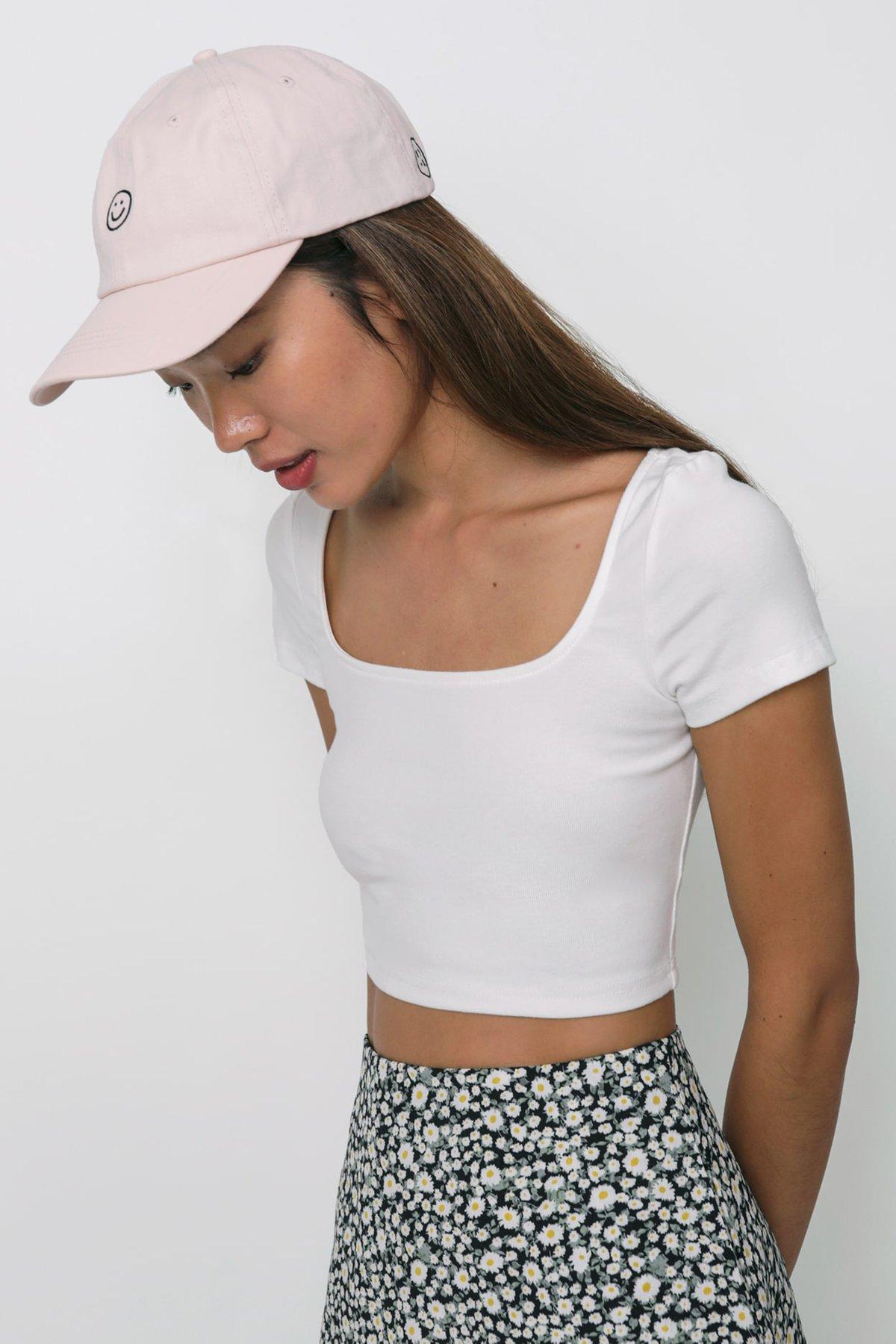 Liberty Basic Top (White)