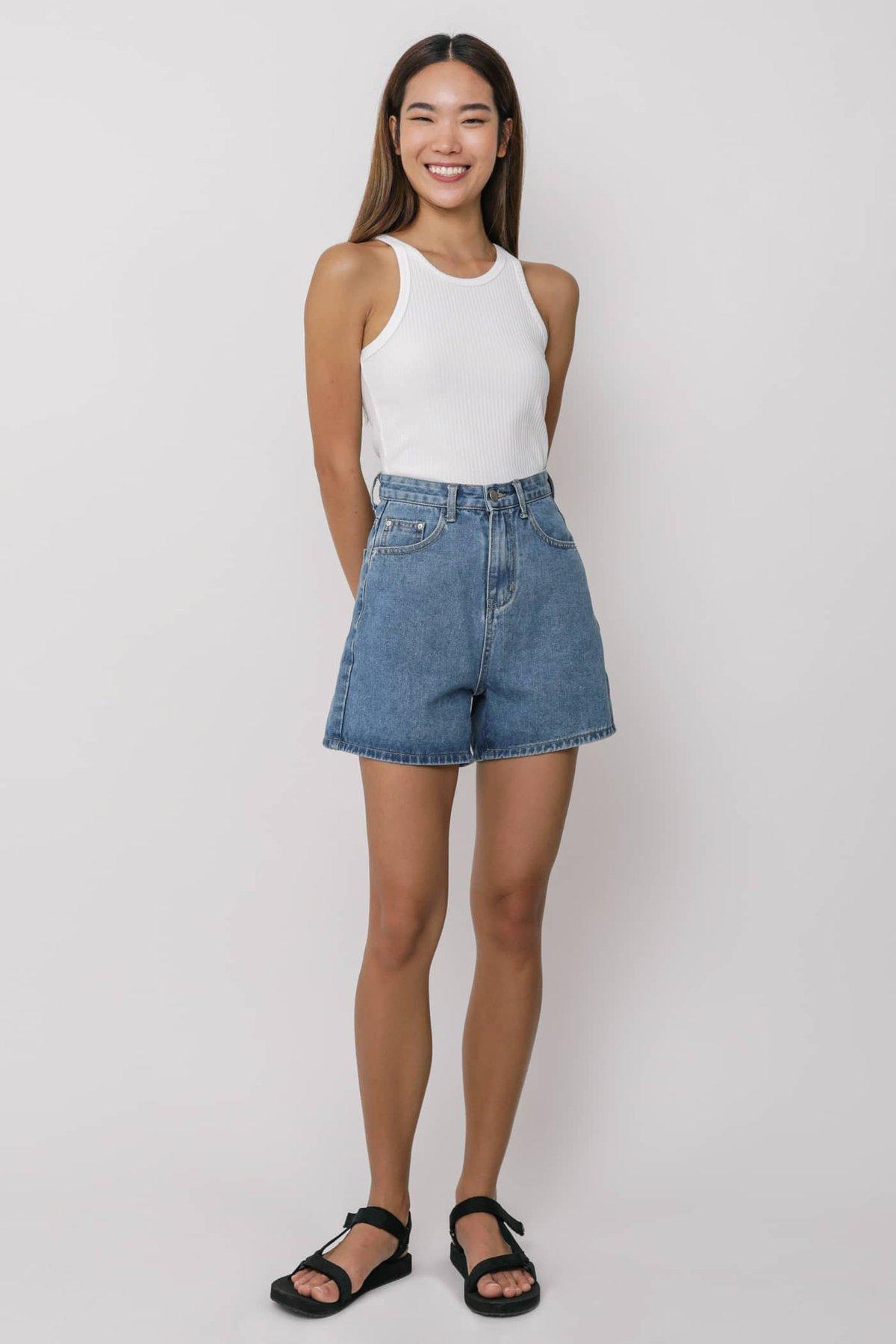 Jordan Denim Shorts
