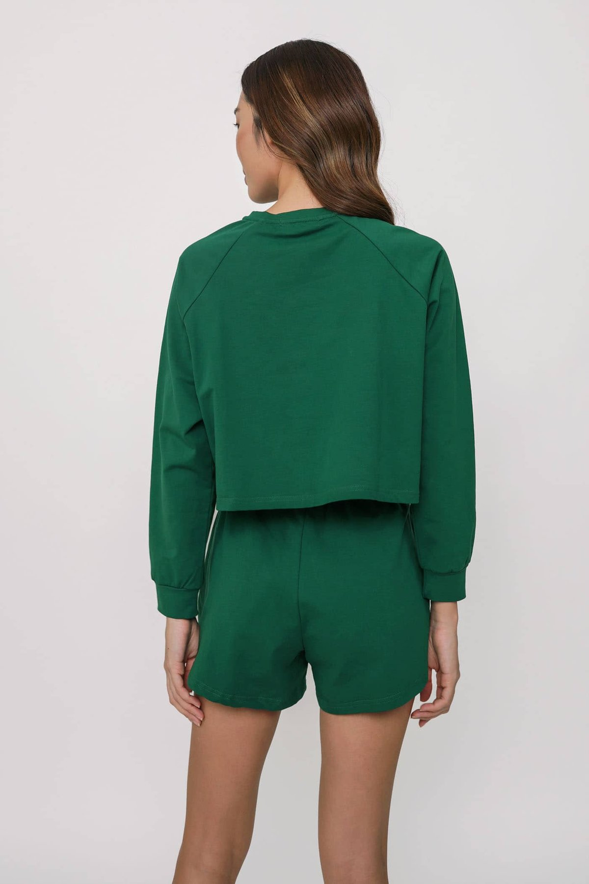 Good Things Pullover Set (Green) Limited Edition