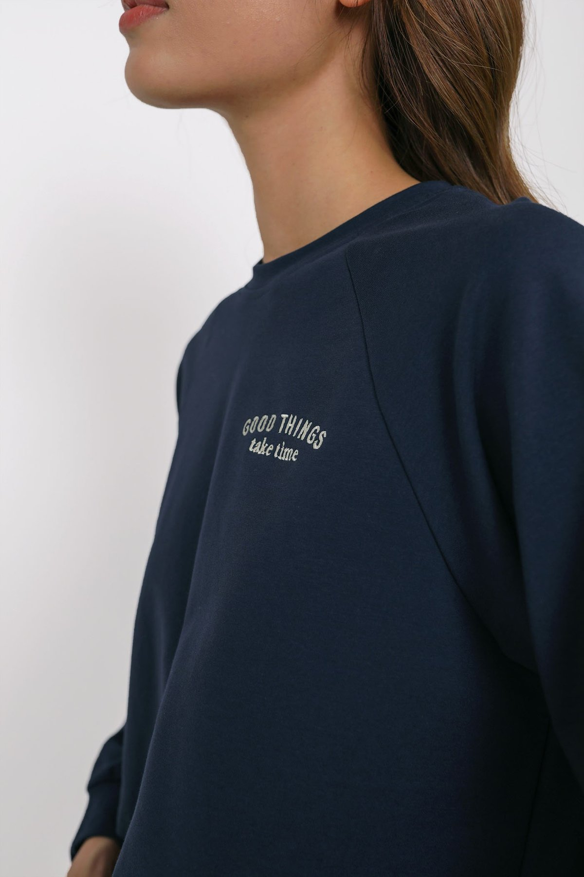 Good Things Pullover Set (Navy) Limited Edition